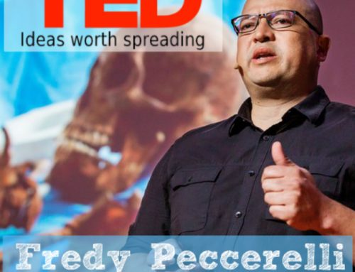 Fredy Peccerelli gives Ted Talk on his search for missing and disappeared persons in Guatemala (November 2014)