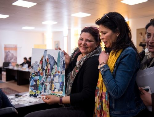 Tunisian Crafts Blossom with New Designs and Training