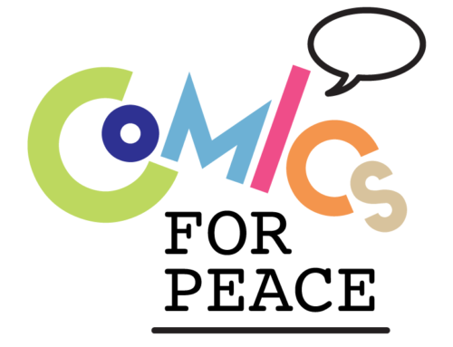 Comics for Peace Fellows Gather for Last Session